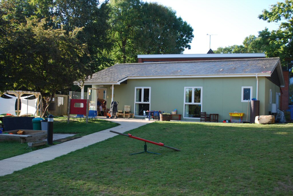 Copdock and Washbrook Pre-School